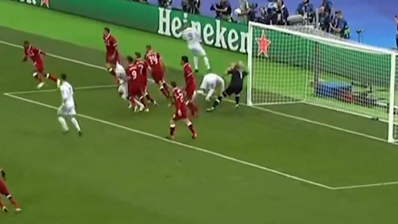 El portero del Liverpool, Karius, sufrió una conmoción cerebral en la final que pudo influir en los 'cantes'