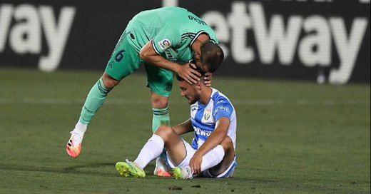 Final de Liga: el Leganés desciende y Granada y Real Sociedad se meten en Europa