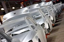 La producción de vehículos crece un 13% en lo que va de año