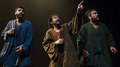 'La ternura': mano a mano Sanzol y Shakespeare
