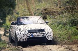 Land Rover lanzará una versión descapotable del Evoque