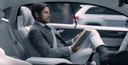 Las ventas de coches autónomos alcanzarán los 21 millones de unidades en 2035