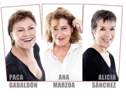 Toledo acoge el estreno de 'Las Presidentas'