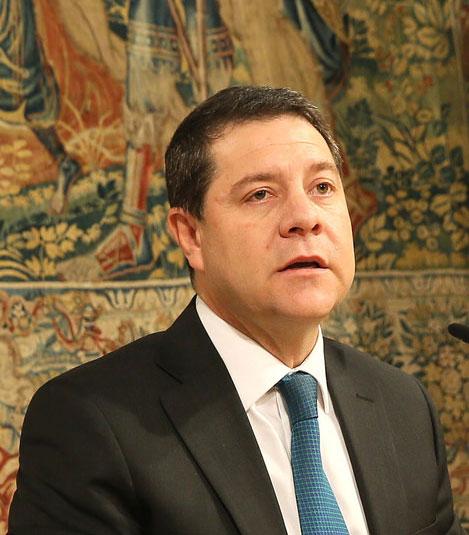 El presidente de Castilla-La Mancha dice estar