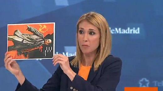 Lenin y sus memes se ponen de moda gracias a Silvia Saavedra de Ciudadanos