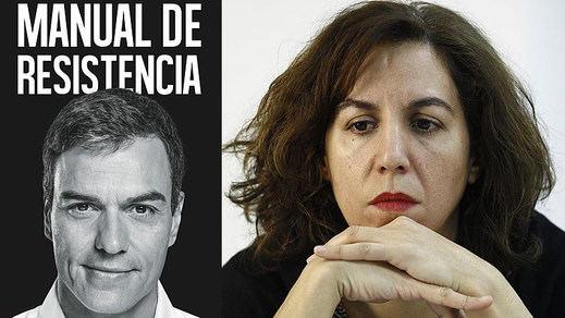 Irene Lozano, la 'negra' del polémico libro de Sánchez, del que Moncloa revela más secretos