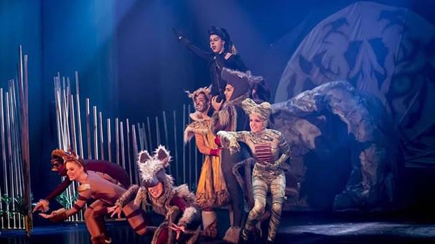 'Las aventuras de Mowgli (el musical)': Cantando, bailando y aprendiendo juntos en la jungla