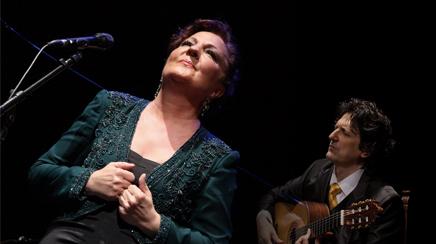 Carmen Linares, Cañizares y Camerata nos regalan un 'Encuentro' flamenco perfecto