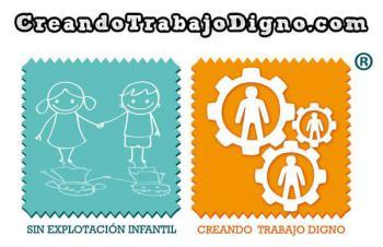 Sellos de Producto Fabricado en España sin Explotación Infantil ni Juvenil