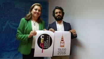 Toledo Capital Gastronómica de España ya tiene logotipo