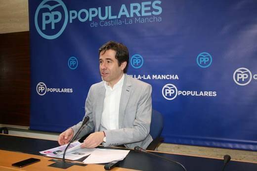 Lorenzo Robisco critica que Page no ha querido bajar los impuestos ni atajar las listas de espera