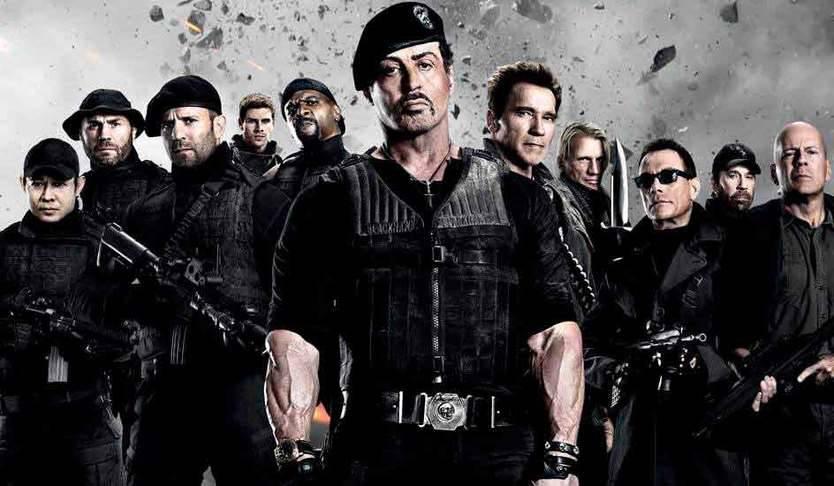 Los Mercenarios 4 pondrá fin a la saga de Stallone