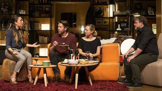 Secretos de pareja en 'Los vecinos de arriba', de Cesc Gay