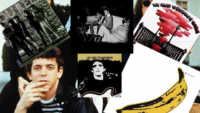 Los 10 mejores discos de Lou Reed (incluyendo a la Velvet Underground)