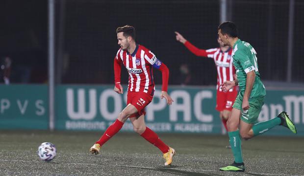 Trompazo del Atleti en Copa: eliminado por el Cornellá de Segunda B