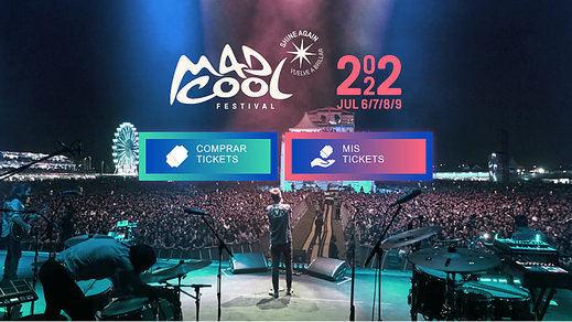 El festival Mad Cool volverá en 2022 a lo grande: Metallica, Muse, The Killers, Kings of Leon...