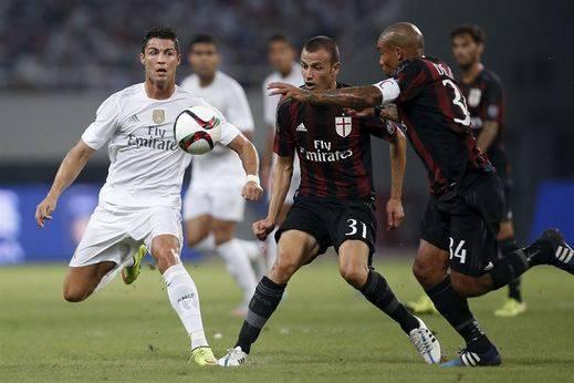 El Madrid termina su gira por Australia y China con un empate sin goles ante el Milan