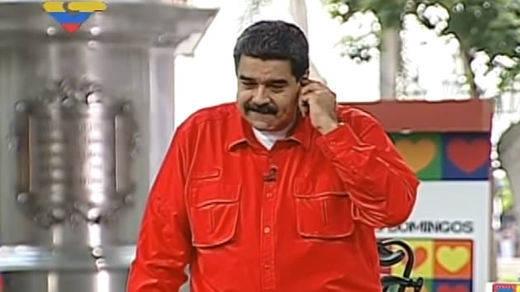 Maduro lanza su propia versión del 'Despacito' para la campaña de la Constituyente (vídeo)
