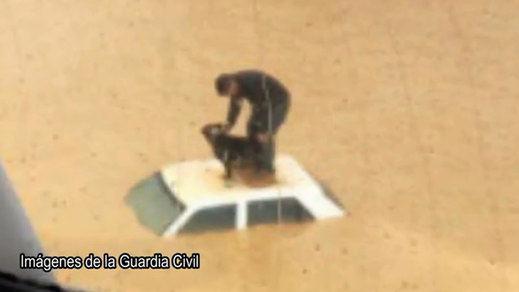 Inundaciones de Málaga: las imágenes del horror provocado por las lluvias