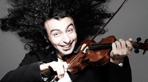 El violinista Ara Malikian pasará por el Teatro Auditorio de Cuenca