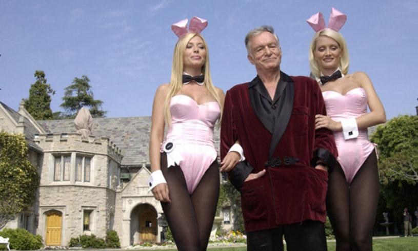 La mansión Playboy, vendida por 100 millones de dólares