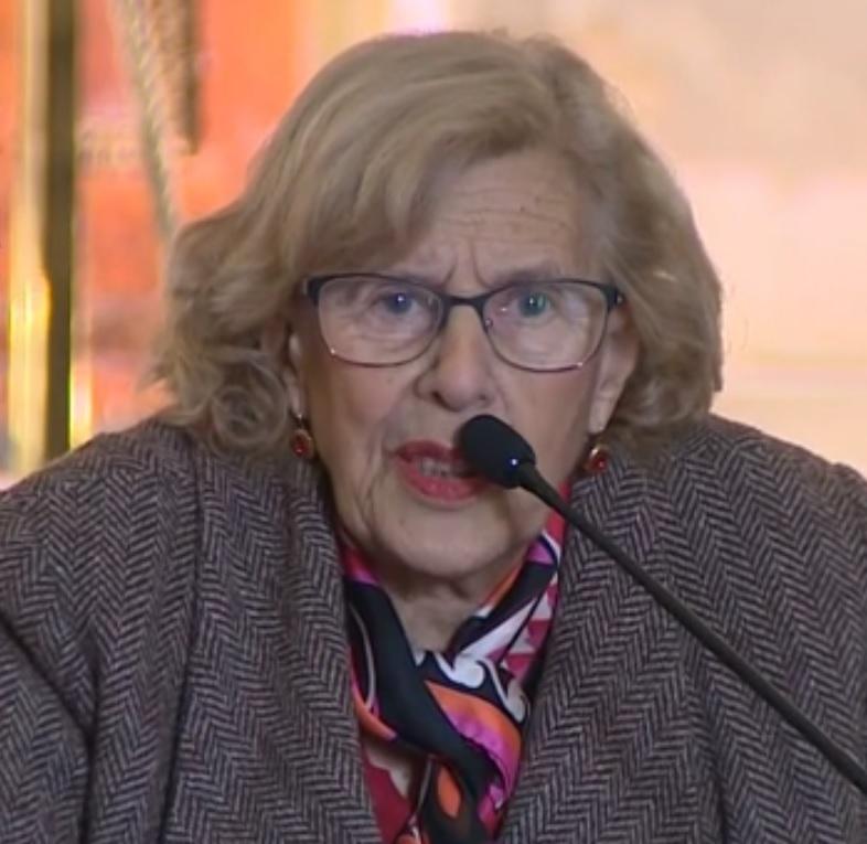 ¿Dimisión por qué? Carmena no ve reprochable la gestión de sus concejales en los disturbios en Lavapiés