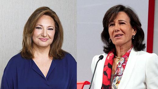 Ana Botín (Santander) y Marta Álvarez (El Corte Inglés) hacen importantes donaciones para frenar al coronavirus