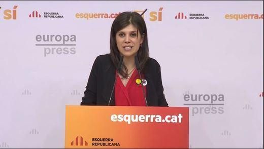 ERC también deja en el aire su apoyo a la moción de censura del PSOE