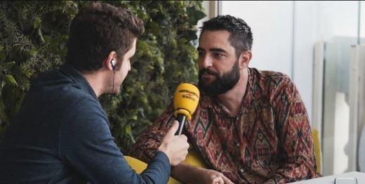 Dani Mateo valora seguir los pasos de Valtonyc hacia el exilio si triunfa la censura en España