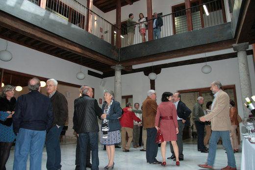 El Colegio de Médicos de Toledo enseña su nueva sede en el Casco Histórico