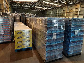 Mercadona entrega 40 toneladas de alimentos de primera necesidad a entidades sociales de la Comunidad de Madrid