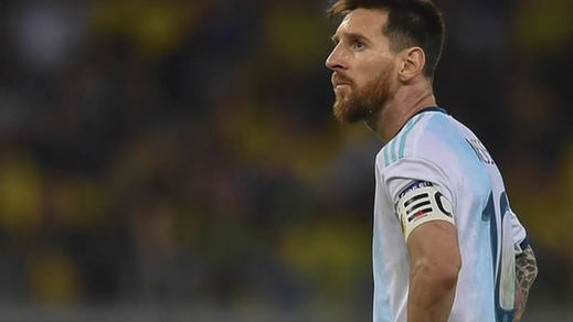 Messi, otro fracaso más en la Copa América: Brasil elimina a Argentina por 2-0