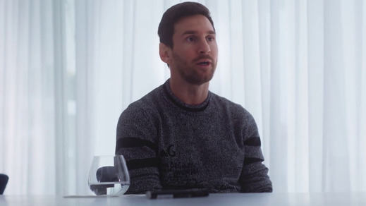 Las rajadas de Messi: el crack se confiesa en la entrevista de Jordi Évole