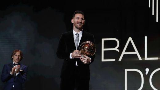 Balón de Oro 2019: Messi ganador, Modric caballero y Cristiano, tercero por sorpresa