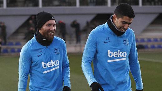 Messi estará en el primer Clásico de Copa: horario y dónde ver el Barça-Madrid