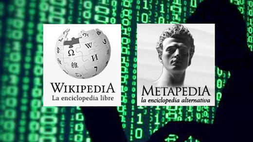 Wikipedia vs. Metapedia: la batalla ideológica en la Red