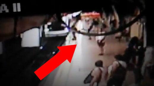 El hombre que empujó a otra persona a las vías del Metro entra en prisión provisional