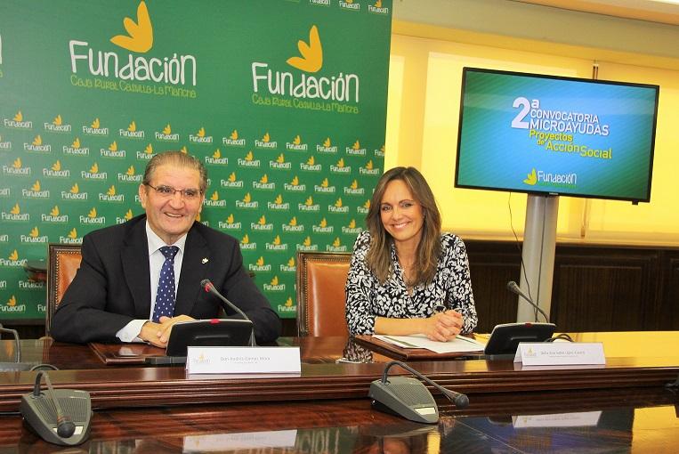 La Fundación Caja Rural Castilla-La Mancha lanza nuevas Micro Ayudas para los más necesitados