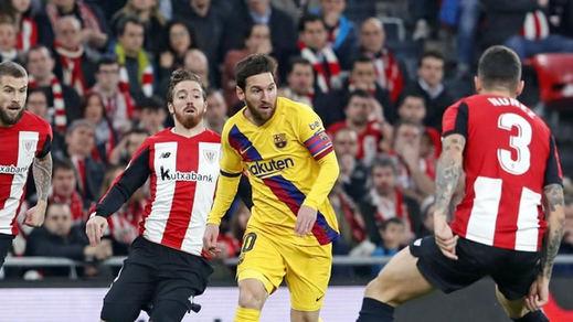 Sorpresa total en Copa del Rey: eliminados Barça y Real Madrid