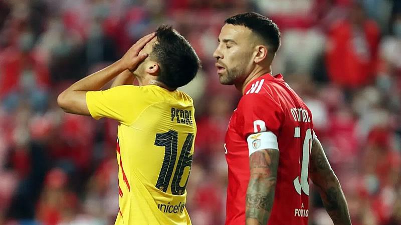 Otro desastre más del Barça en Europa: el Benfica le hace un 3-0 y espera el Atleti en Liga