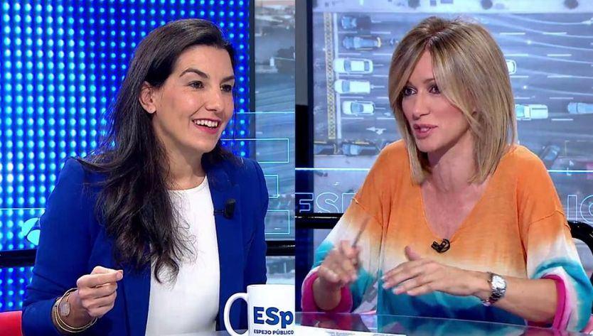 Rocío Monasterio: 'No tengo miedo a las vacunas, tengo miedo a este Gobierno'