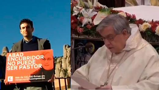 El abad de Montserrat pide perdón por los casos de pederastia, mientras le acusan de encubrimiento
