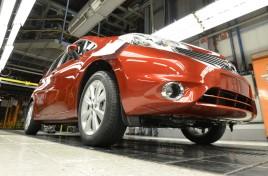 Moodys espera que las ventas globales de coches repunten levemente en 2016