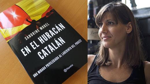 Una periodista francesa desvela que el independentismo catalán quería 'comprarla' a cambio de publicidad