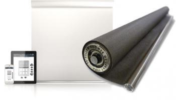 La nueva tecnología de CortinaDecor que permite accionar tus estores enrollables desde tu iphone o smartphone