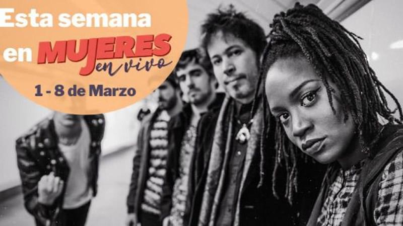 Un total de 88 conciertos con la mujer como auténtica protagonista en 'su' mes de marzo