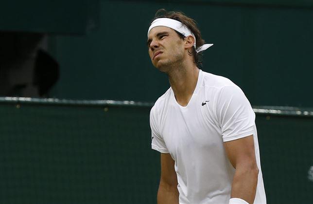 Nadal en caída libre en su 'annus horribilis': tras su fracaso en Roland Garros baja al décimo puesto en la lista ATP