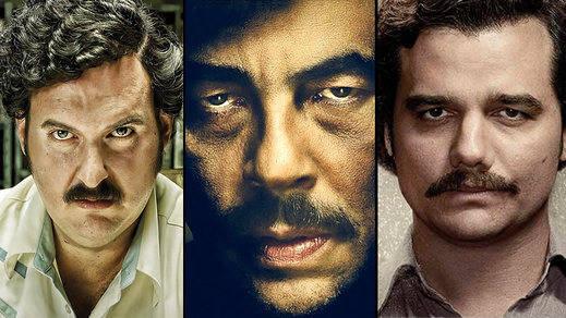 Los mejores Pablo Escobar del cine y la televisión