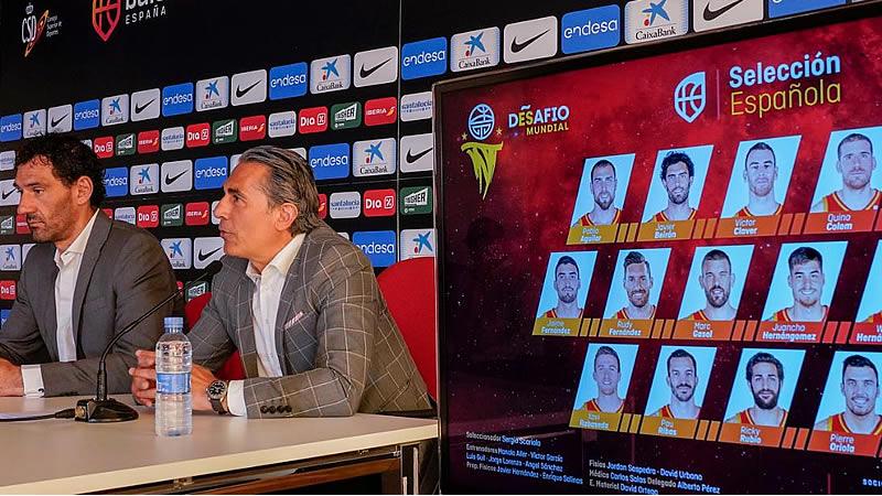España, al Mundial de China sin Pau Gasol, Ibaka, Mirotic y Sergio Rodríguez