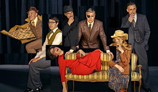 Nekrassov de Sartre dirigida por Dan Jemmett